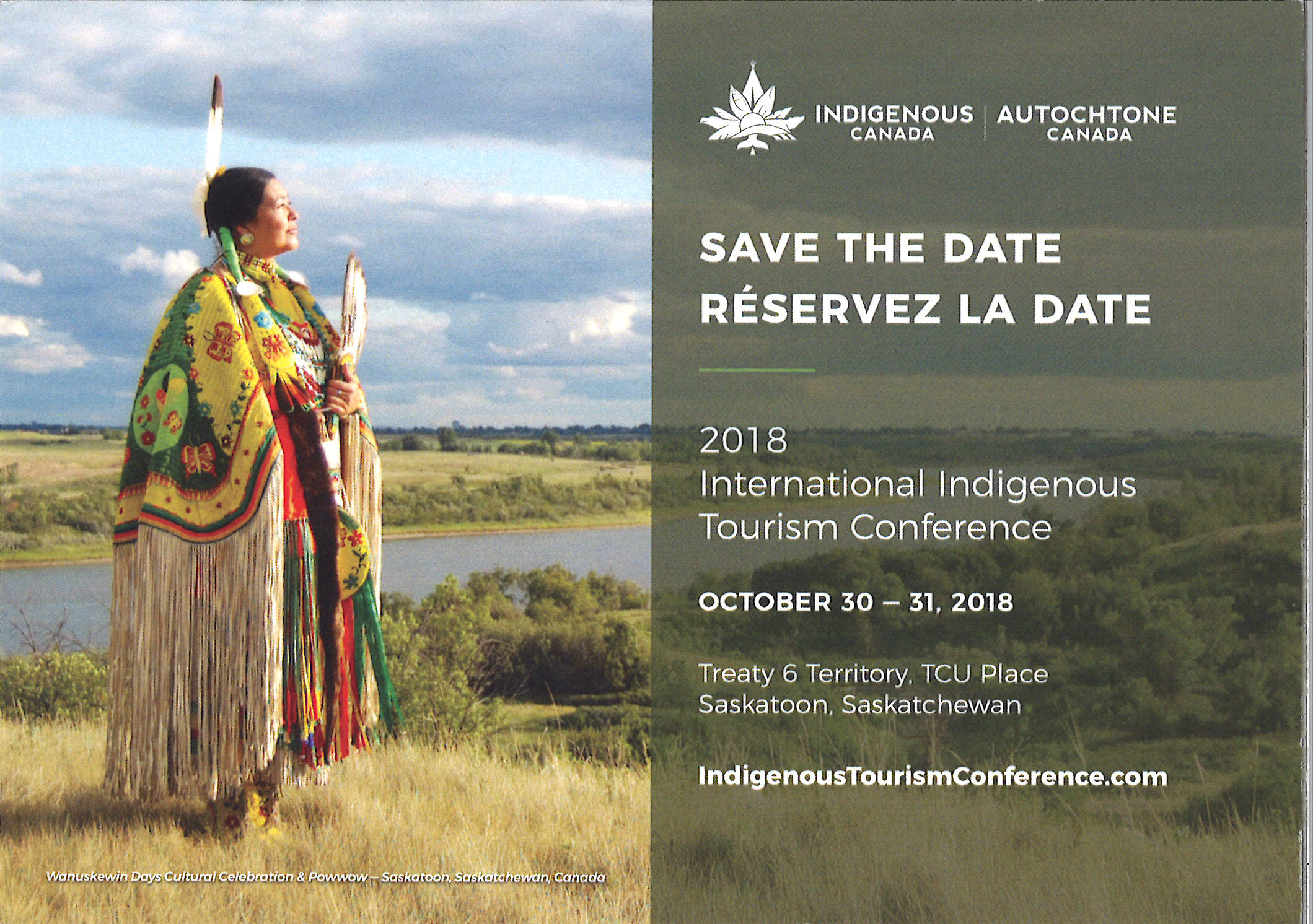 International Indigenous Tourism Conference - Essay Contest